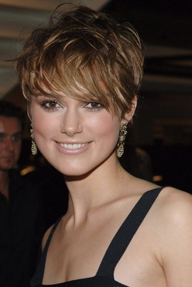 Shaggy-With-Volume Best Short Pixie Cut Hairstyles - Cute Pixie Haircuts for Women