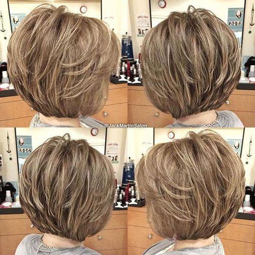 Short-Haircut-for-Women New Ideas Short Haircuts for Thick Hair
