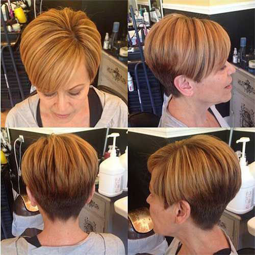 Short-Haircuts-for-Older-Women-with-Fine-Hair-2 New Short Haircuts for Older Women with Fine Hair