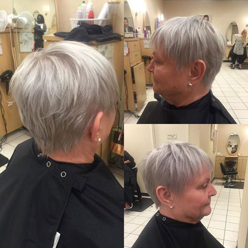 Short-Pixie-Haircut New Short Haircuts for Older Women with Fine Hair