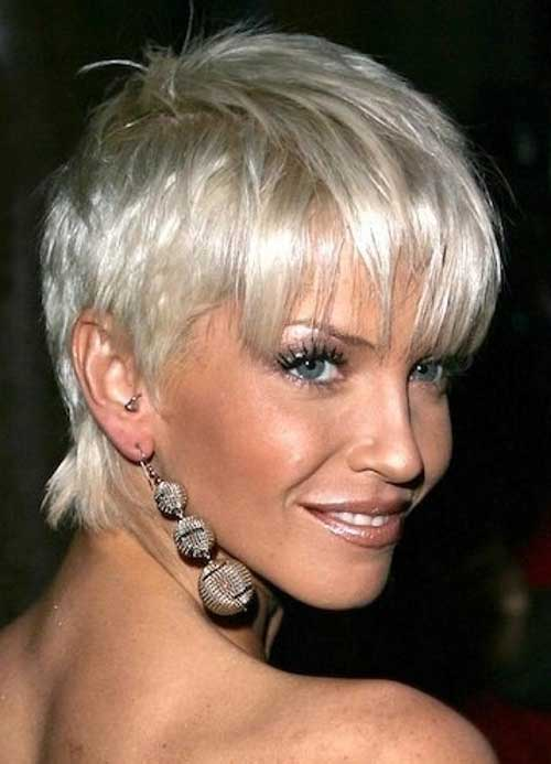 Short-Platinum-Pixie-Haircut-for-Over-50 Best Short Hair Cuts For Over 50
