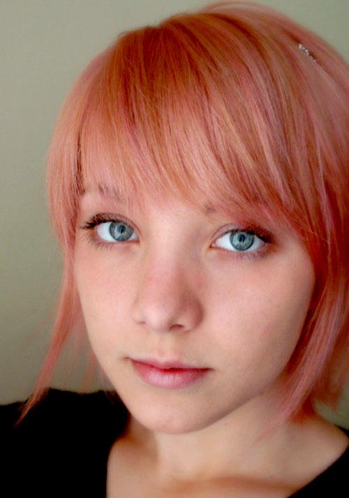 Short-pink-hair-color Best Short Hair Colors