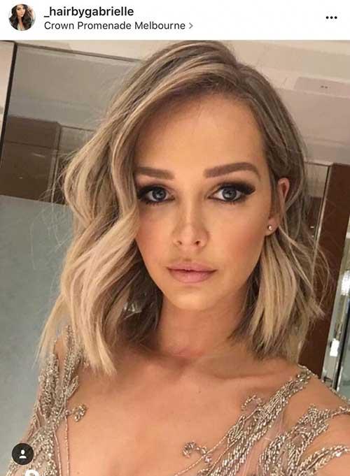 Short-to-Medium-Hairstyles-4 Latest Short to Medium Hairstyles