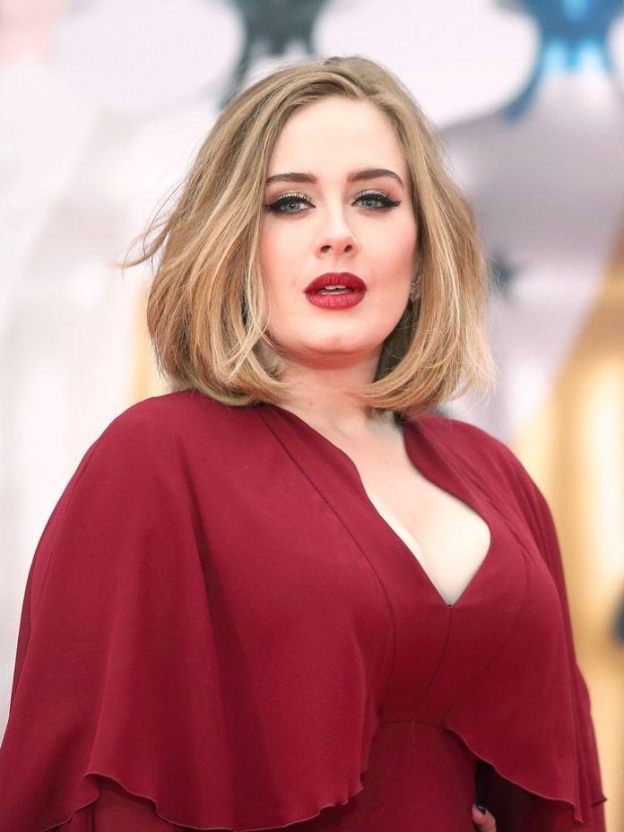 Shoulder-Length-Short-Haircut-for-Chubby-Face Glorious Short Hairstyles for Chubby Faces