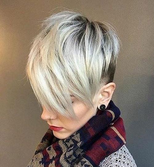 Super-Short-Blonde-Pixie-Cuts-9 Super Short Blonde Pixie Cuts