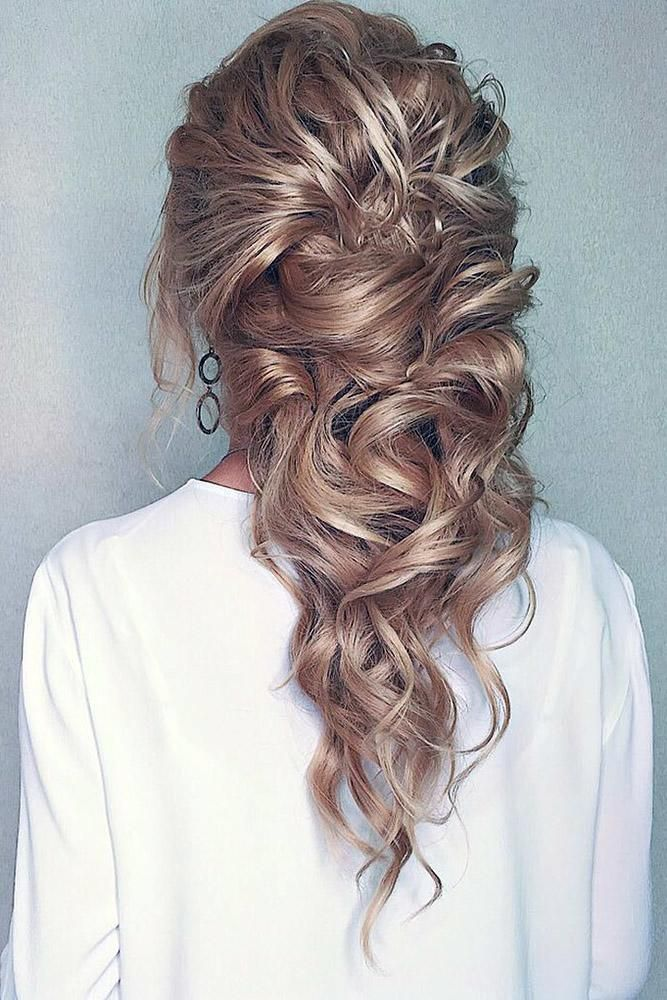 Volume-Set-Hair Classy and Charming Hairstyles for Wedding Guest