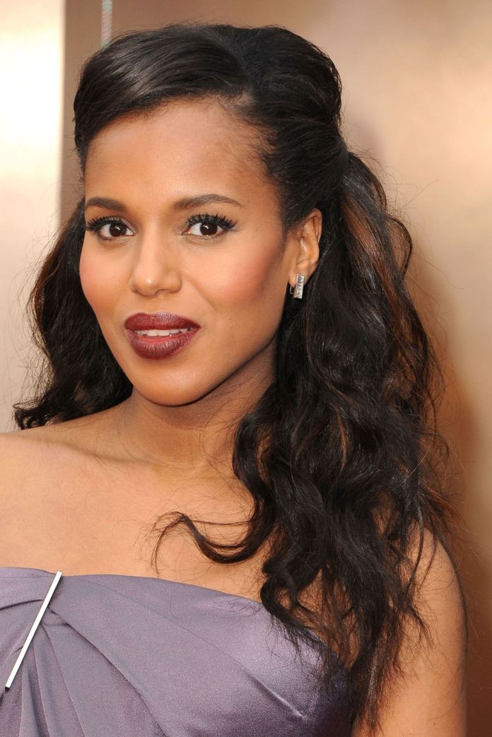 Waves-with-Brown-Highlights Loose Hairstyles to Look Relaxed and Ravishing