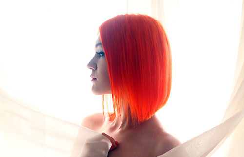 Women-with-red-hair Best Short Hair Colors