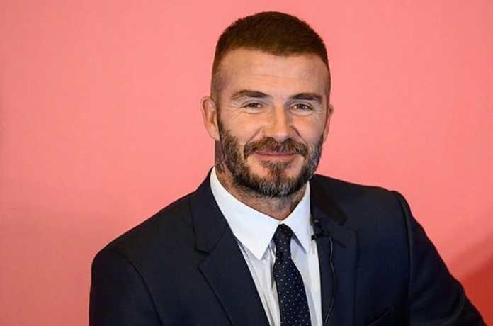 david-beckham-hairstyles-3 David Beckham's Trendsetter Hairstyles
