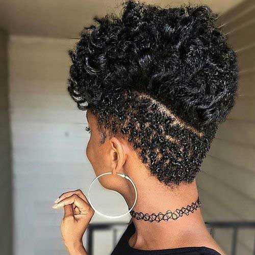 African-American-Short-Haircut Latest Short Haircuts for African American Women