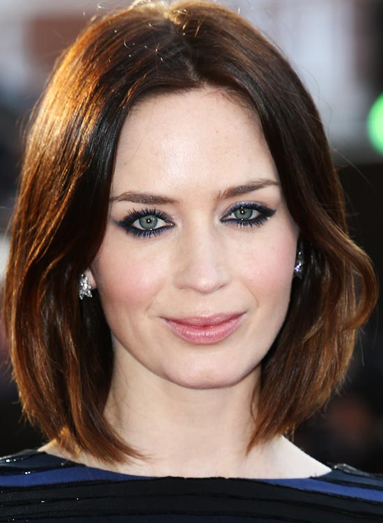 Blunt-Bob-With-Subtle-Waves Most Popular Coolest Teen Hairstyles For Girls
