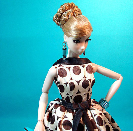 Braided-Bun-Hairstyle Top Barbie Hairstyles That You Can Try Too