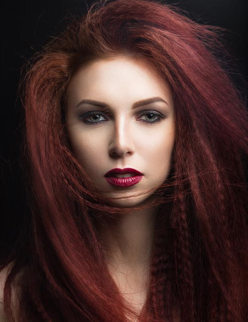 Burgundy Fabulous Hair Colors To Beat The Heat This Summer