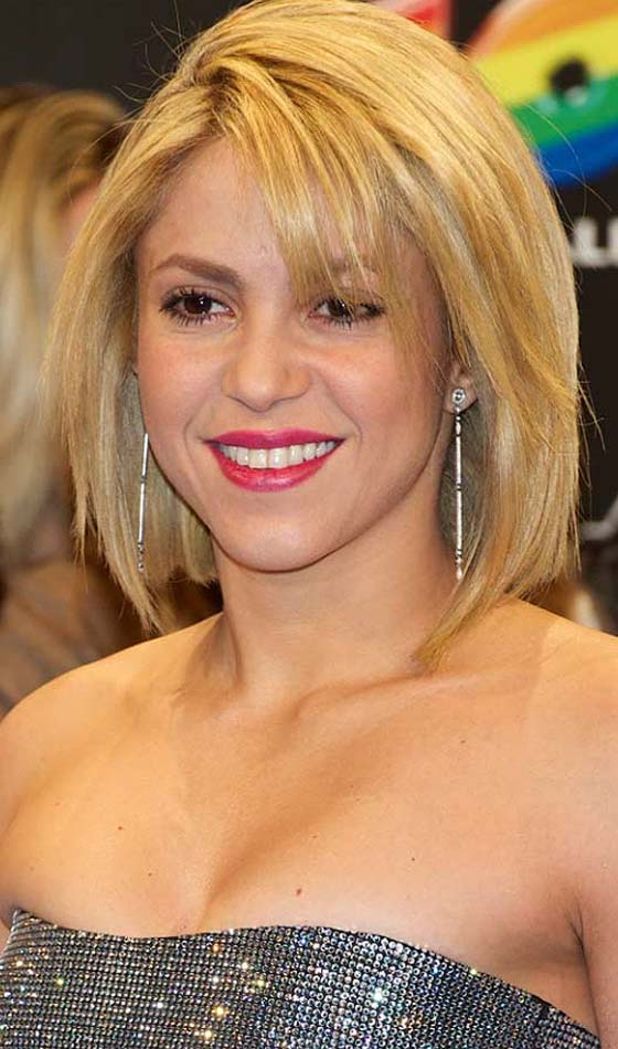 Choppy-Bob-With-A-Fringe Short Choppy Hairstyles To Try Out Today