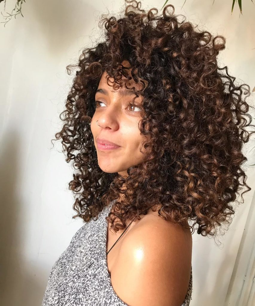 Chopstick-Curls-Hairstyle Spring Hairstyles to Outshine Your Beauty