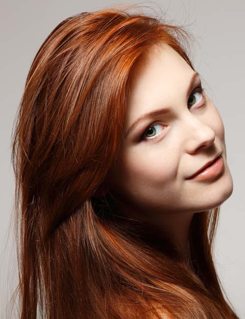 Copper-Brown Fabulous Hair Colors To Beat The Heat This Summer