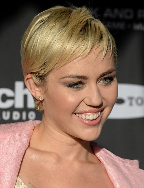 Cute-Pixie Celebs With Stunning Short Hairstyles