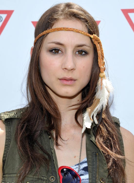 Feather-Beds Best Hippie Hairstyles