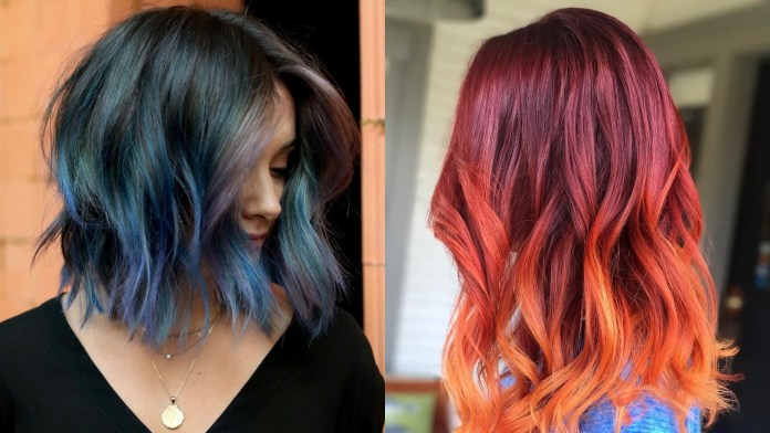 Hairstyles-with-Color Best and Beautiful Hairstyles with Color
