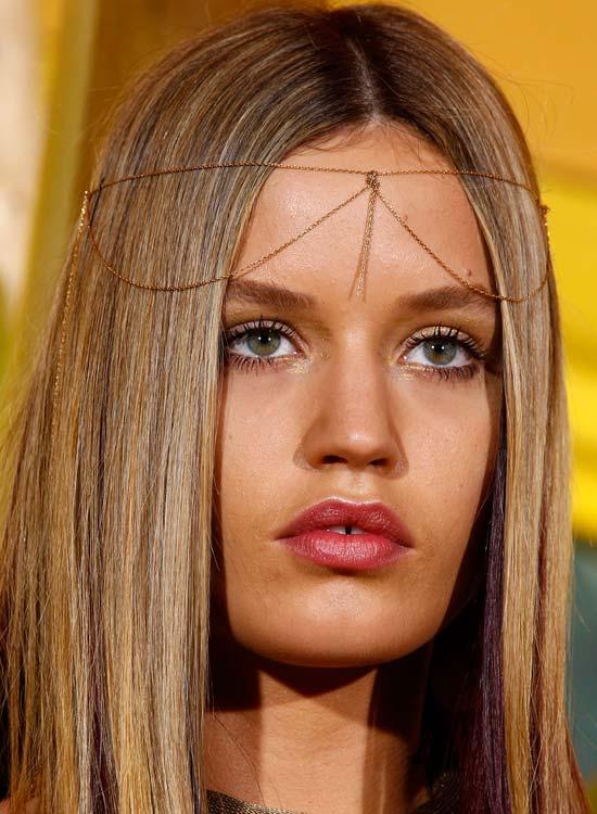 High-End-Headband Best Hippie Hairstyles