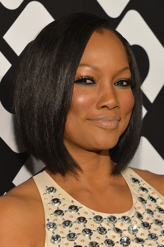Inverted-Blunt-Cut Exclusive African American Bob Hairstyles