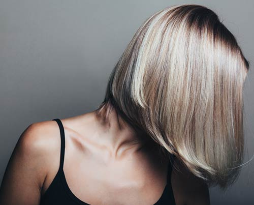 Shadow-Root-With-Champagne-Blonde Fabulous Hair Colors To Beat The Heat This Summer