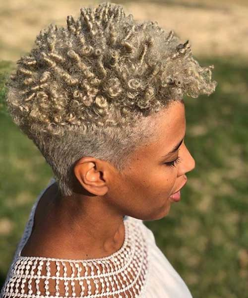 Short-Haircuts-for-African-American-Women-12 Latest Short Haircuts for African American Women