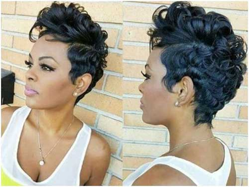 Short-Haircuts-for-African-American-Women-2 Latest Short Haircuts for African American Women