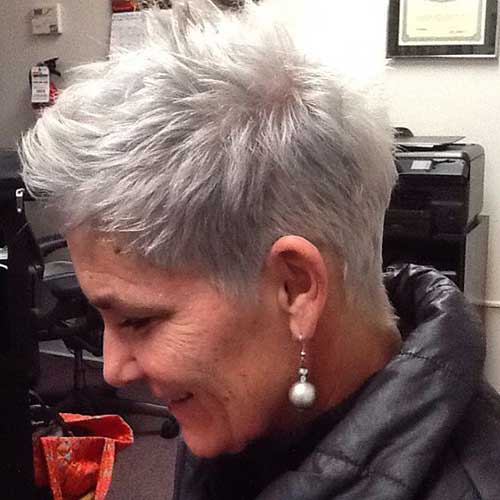 Short-Hairstyles-for-Women-Over-50-5 Ideas of Short Hairstyles for Women Over 50