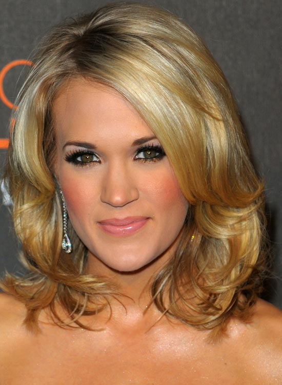 Shoulder-Length-Bob-With-Jagged-Bangs Most Popular Coolest Teen Hairstyles For Girls