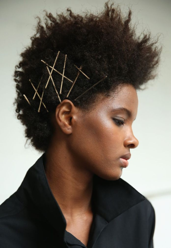 Spiky-Vixen-Haircut Most Stylish Afro Hairstyles for Women to Look Stunning