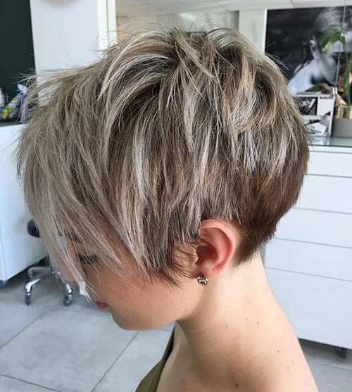 Best-Layered-Pixie-Hairstyles-6 Best Layered Pixie Hairstyles