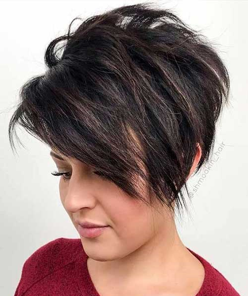 Best-Layered-Pixie-Hairstyles-8 Best Layered Pixie Hairstyles