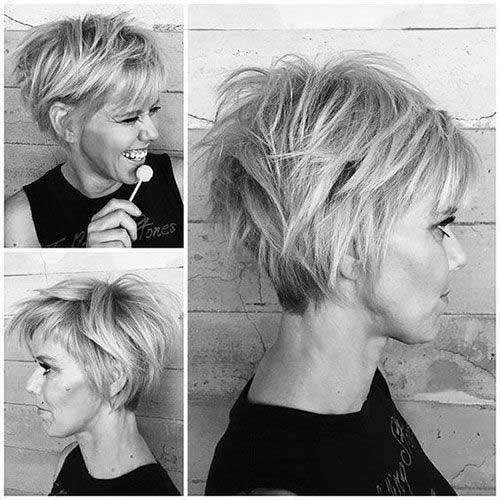 Best-Layered-Pixie-Hairstyles-9 Best Layered Pixie Hairstyles