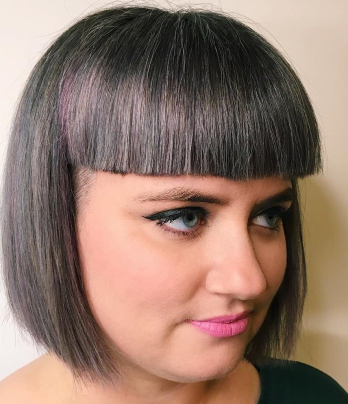Bob-Haircut-for-Round-Face Most Coolest Variation of Bob Haircuts to Try Now