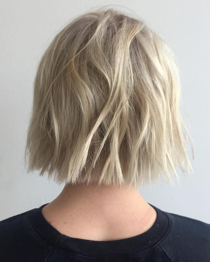 Choppy-Bob Most Coolest Variation of Bob Haircuts to Try Now
