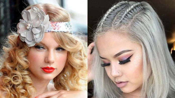 Christmas-Party-Hairstyles Christmas Party Hairstyles to Enhance Your Look