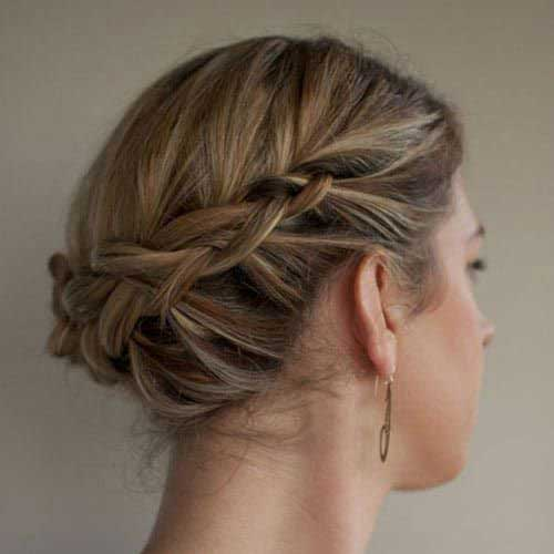Cute-Braids-for-Short-Hair-5 Alternatives Cute Braids for Short Hair