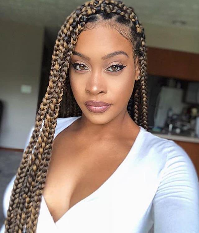 Hazelnut-Shade-Poetic-Justice-Braid Poetic Justice Braids to Flaunt Your Fabulous Look