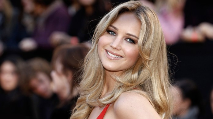 Jennifer-Lawrence-Long-Hair Most Beautiful Celebrity Long Haircuts To Adore