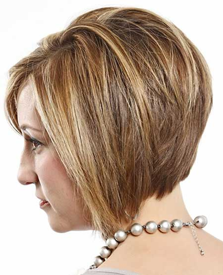 Layered-Bob-Hairstyles Stylish and Perfect Layered Bob Hairstyles for Women