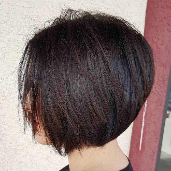 Layered-Bob Most Coolest Variation of Bob Haircuts to Try Now
