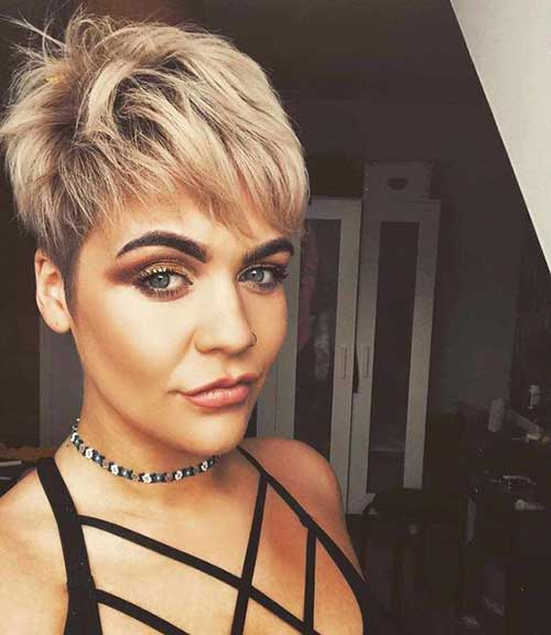 Layered-Pixie-Haircut Best Layered Pixie Hairstyles