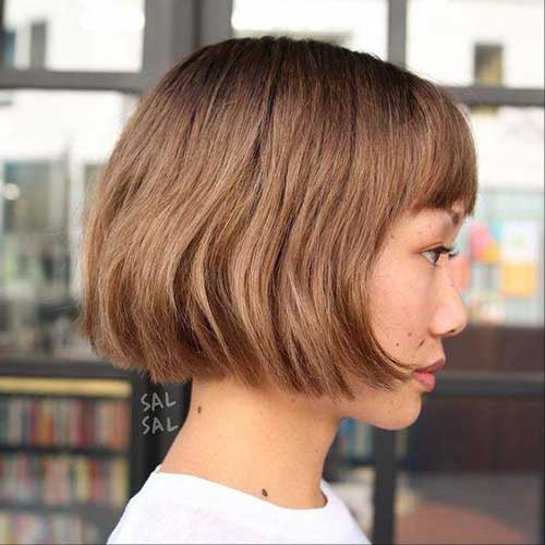 Short-Bob-Cuts-for-Stylish-Ladies-6 Short Bob Cuts for Stylish Ladies
