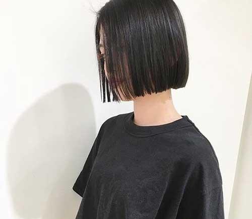 Short-Straight-Haircuts-8 Ideas of Short Straight Haircuts