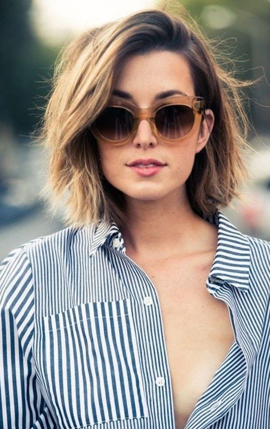 Short-cute-hairstyle-for-lesser-representation Most Attractive Fall Hairstyles to Try This Year