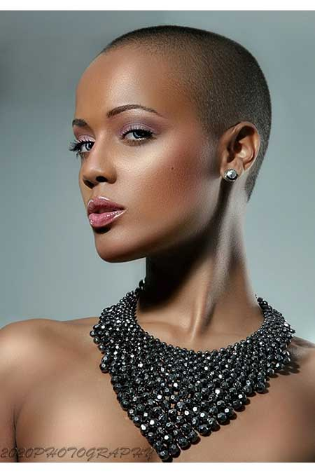 Awesome-and-Rebellious-Pixie-Cut Short Hairstyles for Black Women 2020