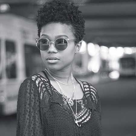 Cool-and-Attractive-Curly-Pixie-Cut Short Hairstyles for Black Women 2020