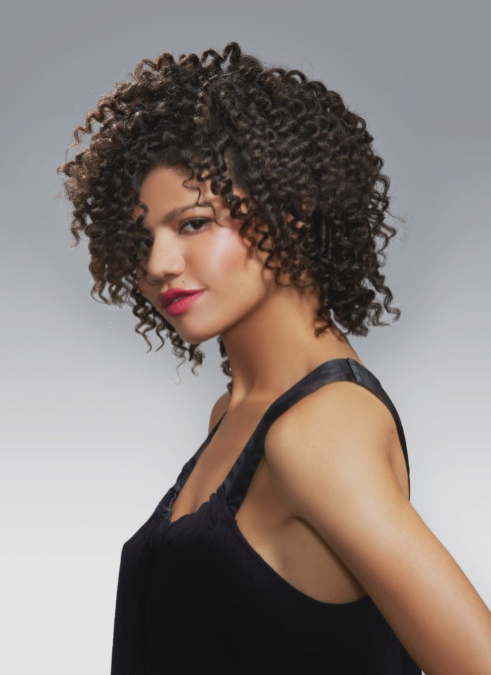 Curly-Short-Bob Contemporary Hairstyles for an Amazing Appearance