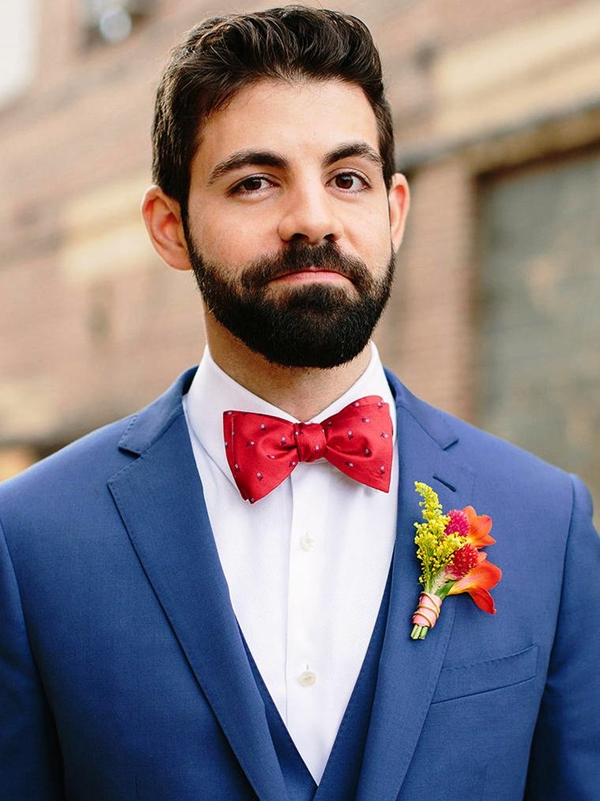 Curly-Short-Hairstyle Stylish Wedding Hairstyles for Men